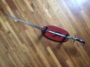 Antique Old Ww1 Officerand039s Sword No Scabbard