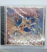 Destroy All Monsters Original Motion Picture Soundtrack Cd By Akira Ifukube