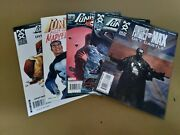 The Punisher One Shot Comic Book Lot