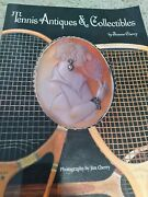Tennis Antiques And Collectibles By Jeanne Cherry 1995, Paperback Ships Fast