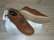 Whites Boots Menand039s Hathorn Rainier Distressed Rough Out Natural Leather Usa