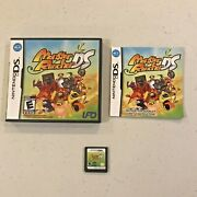 Monster Rancher Ds, Nintendo Ds Life Simulation Rpg, Complete With Manual