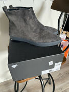 Fear Of God Santa Fe Chelsea Boots - Anthracite Rough Suede