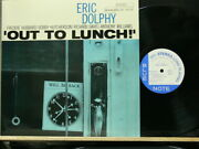Eric Dolphy Out To Lunch Blue Note Japan Lp Vinyl Ex/nm