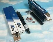 Classic Austin Mini Cooper4 Four Shock Absorbers 2 Kyb And 2 Boge