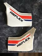 Honda Tlr 200 Reflex Side Covers Left And Right Original