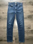 Citizens Of Humanity Harlow High Rise Slim Jeans Size 29