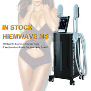 Non-invasive Hiemt Muscle Building Body Slimming Ems Muscle Stimulation 4 Handle
