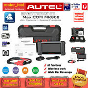 Autel Mk808 Maxisys Ms906 Ms908 Obd2 Scan Tool Car Diagnostic Scanner Code Reade