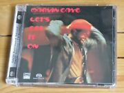 Marvin Gaye Super Audio Cd/sacd Letand039s Get It On