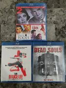 Mill Creek, Shout Factory And Scream Factory Lot Dead Souls, Lilith, Bruce Lee...