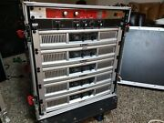 Qsc Gx 7 Amp Rack And Crossover With Fast Free Shipping 48 Only