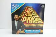 The 100,000 Pyramid Home Edition Family Board Game W/ Michael Strahan - New