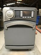 Turbo Chef High Speed Oven 2017