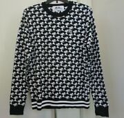 Pearly Gates Snoopy 2018 Vintage Peanuts Crew Neck Sweater, Size 5
