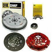 Uprated Sports Clutch And Luk Dmf For Honda Civic 2204ccm 140hp 103kw Diesel