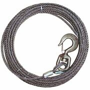 Winch Cable - 3/8 X 50and039 - Mbs 12000 Lbs.