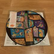 The Best Of Nicktoons Hot Topic Excl. Vinyl Record Lp Picture Disc Mint Unplayed