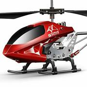 Remote Control Helicopter S107h-e Aircraft Altitude Hold Onekey Take Off/landing