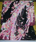Japanese Kimono Finest Product Genuine Brand New Item From Japan N-1002