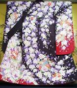 Japanese Kimono Finest Product Genuine Brand New Item From Japan N-1001