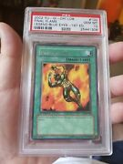 Yugioh Final Flame Lob-100 1st Edition New Gem Mint Psa 10 Extremely Rare Card