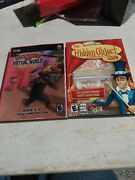 Jump Start 3d Virtual World Trouble Town And The Hidden Object Show Seasons 1and2