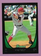 100 Mystery Card Boxes W/ 2010 Bowman 101 Trout Rookie Yelich Rc Autos Judge