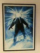 The Thing By Drew Struzan Framed Museum Glass Mondo Poster
