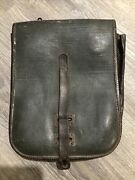 Original Authentic Elite German Wwii Mapcase For Documents Leather