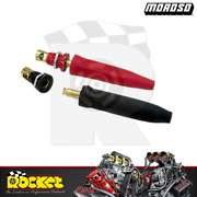 Moroso Quick-disconnect Flush Mount Battery Cable Connectors - Mo74155