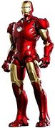 Movie Masterpiece Diecast Iron Man Iron Man Mark 3 1/6 Scale Figure