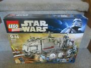 Lego Star Wars Clone Turbo Tank Action Figure 8098 Box Is Open And Resealed