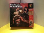 Betrayal At House On The Hill - 1st Edition 2004 Hasbro Mfg. Board Game