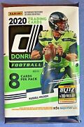 2020 Panini Donruss Football Blaster Pack Sold Per Pack Fast Shipping