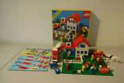 A15 Lego 6379 Pony Farm With Original Packaging And Ba 100 Complete Used