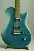 Relish Guitars Rocky W Mary Used Maple Neck Dark Strand Woven Bamboo Fingerboard