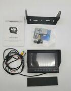 Waterproof 7and039andrsquo Lcd Monitor 2 Channel