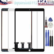 For Ipad Air3 A2152 A2153 A2123 Touch Screen Glass Panel Replacement + Tool Glue