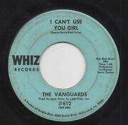 Northern - The Vanguards - I Can't Use You Girl - Whiz Records Hear