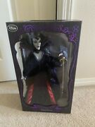 New Disney Limited Edition Maleficent From Sleeping Beauty Doll - 17