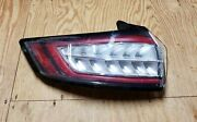 Used 2015 Ford Edge Driver Side Tail Light Oem