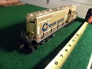Lionel Chessie Gm50 Bando Diesel Light Front And Rear And Cabin Runs F/n/r - Fast Ship