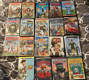 Disney And More 19 Dvd Lot, Wreck It Ralph, Toy Story,cars And More See Pictures