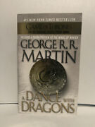 A Song Of Ice And Fire A Dance With Dragons George R R Martin Paperback