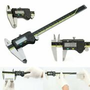 Dial Calipers Vernier Caliper Digital Display Instrument 8 Inches High Quality
