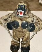 Marx 1960andrsquos King Kong Wind-up Toy
