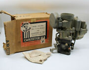 New Old Stock Carter Wa1 1950 Oldsmobile Nos Wa1-763sa Vintage Carburetor Carb
