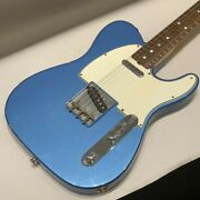 Used Fender American Vintage 64 Lpb Blue Electric Guitar Free Shipping