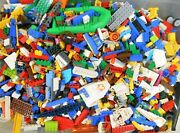 Lego Bulk Lot 15 Lbs With 15 Random Minifigs Genuine Authentic Legos Parts And Pcs